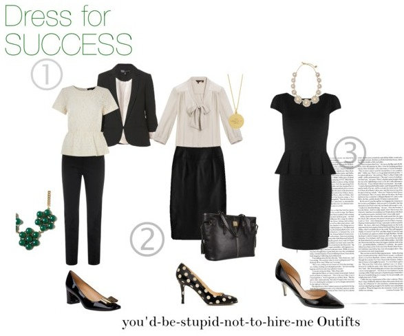 What to wear to an interview 3 foolproof outfits post grad amp pearls